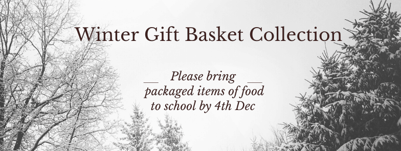 Winter Gift Basket Collection